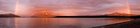Naknek Lake Sunset