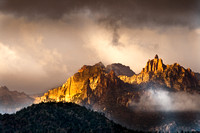 Mountain Storm, Zion National Park
